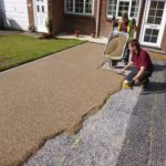 Driveway materials and their installations